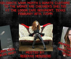 Women in Horror Month Texas