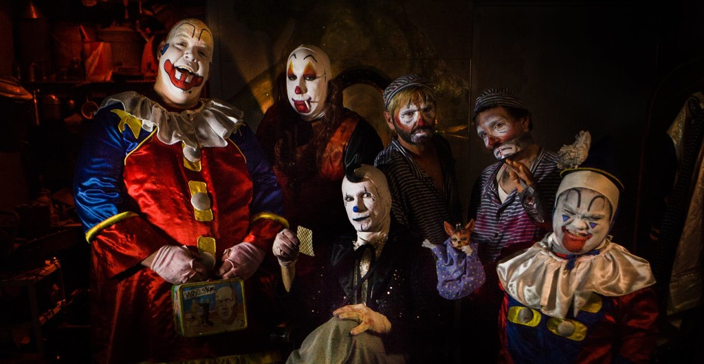 circusofthedeadCast